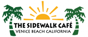The Sidewalk Cafe Venice Beach California