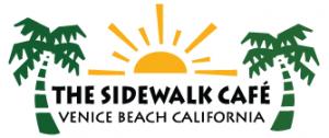 The Sidewalk Cafe Venice Beach California